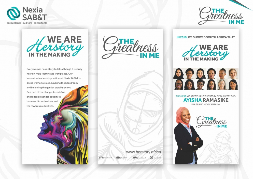 Herstory - The Greatness in me
