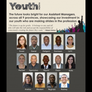 Youth : Assistant Managers