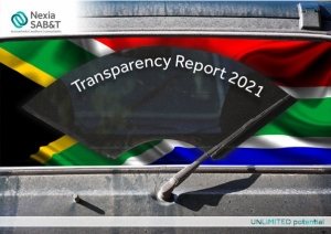 Transparency report 2021